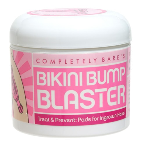 Blast Away Bikini Bumps in a Flash!