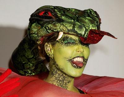 heidi klum and seal halloween costumes. Heidi Klum#39;s Halloween Bash: