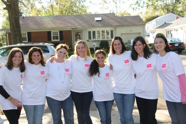 My Breast Cancer Awareness Walk With Hanes