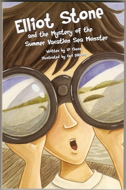 Elliot Stone and the Mystery of the Summer Vacation Sea Monster