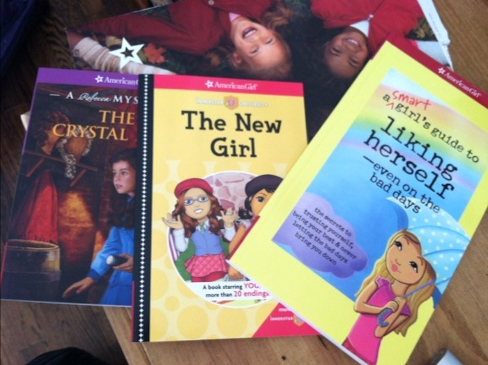American Girl Fans - Three New Books Released!