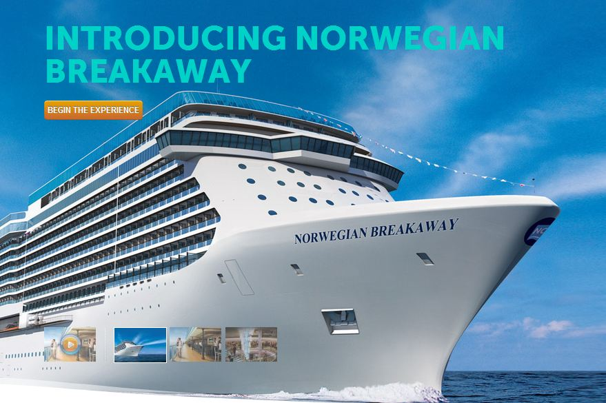Conde Nast Traveler and Norwegian Cruise Line - Upping The Ante For Family And Kid Entertainment!