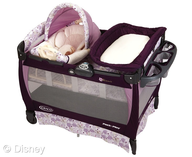 Disney's Minnie Mouse Collection by Graco #DisneyBaby