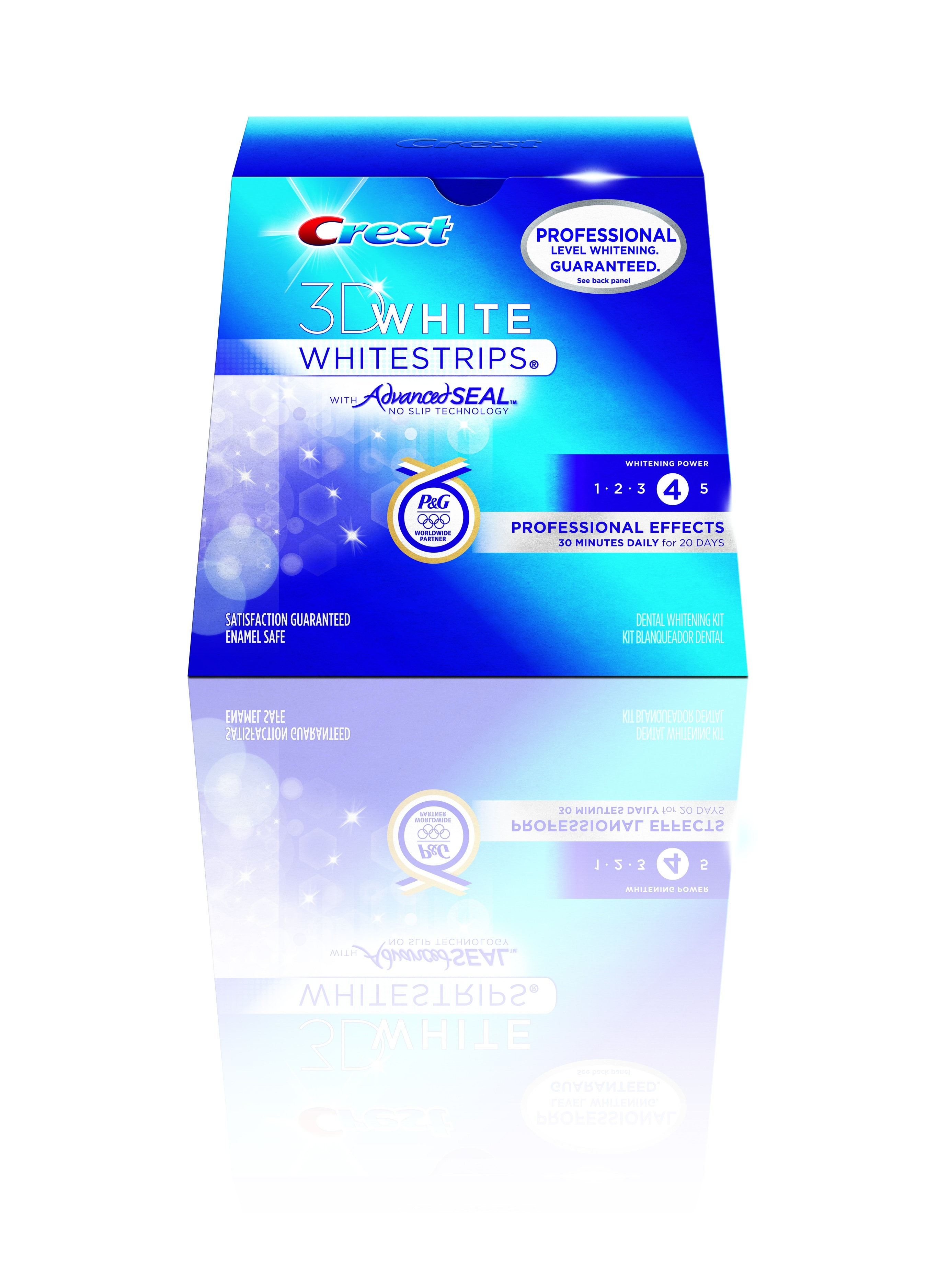 Crest 3D White Whitestrips product image
