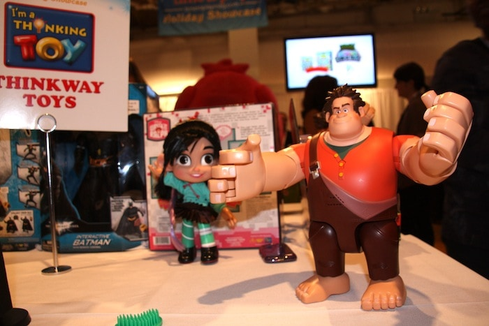 Wreck It Ralph Toys : Robertjump wreck it ralph talking toy from upcoming