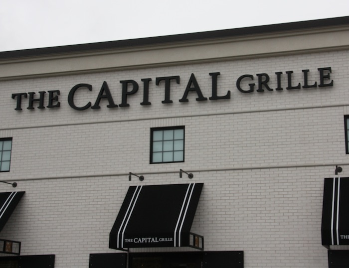 Capital Grille In Garden City Li Ny Roosevelt Field Mall A Restaurant Review Lady And The