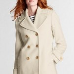 Land's End Luxe Wool Coat2