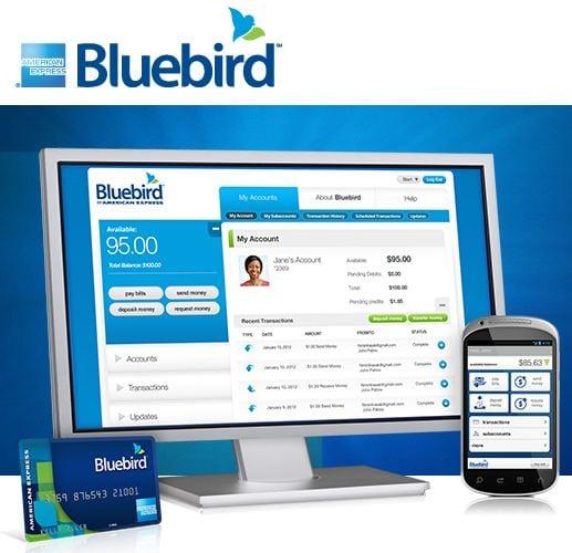Bluebird American Express
