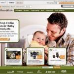 Eddie Bauer Home Page