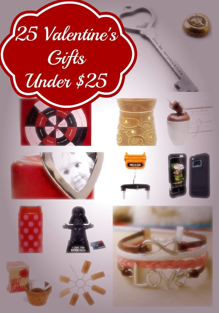 25 Valentine 39 S Day Gifts For Under 25 For Him And Her