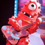 Yo Gabba Gabba-Muno Guitar