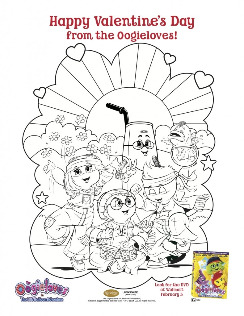 oogieloves coloring pages - photo#9