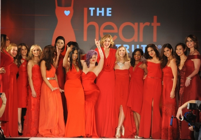 The Heart Truth 2013 Fashion Show