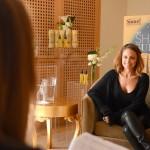 Nicole Richie Helps Launch the Shine Suite on Suave.com