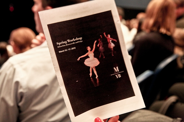 Manhattan Youth Ballet and Manhattan Movement & Arts Center performance