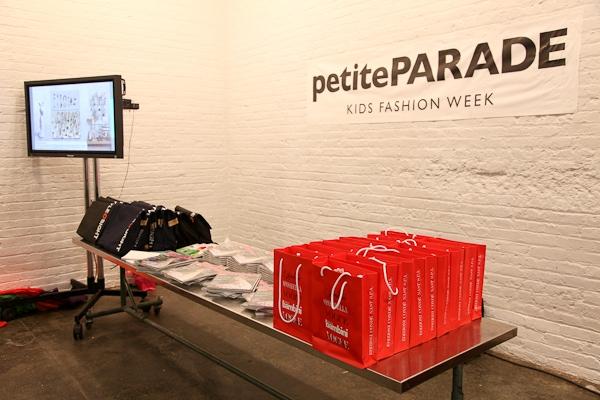 petitePARADE Stride Rite Fashion Show
