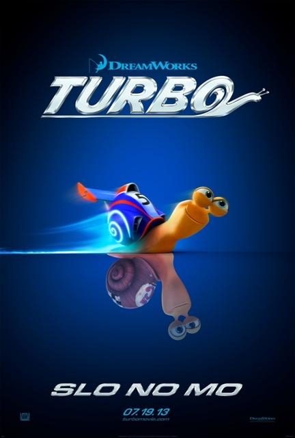 Turbo Movie Poster