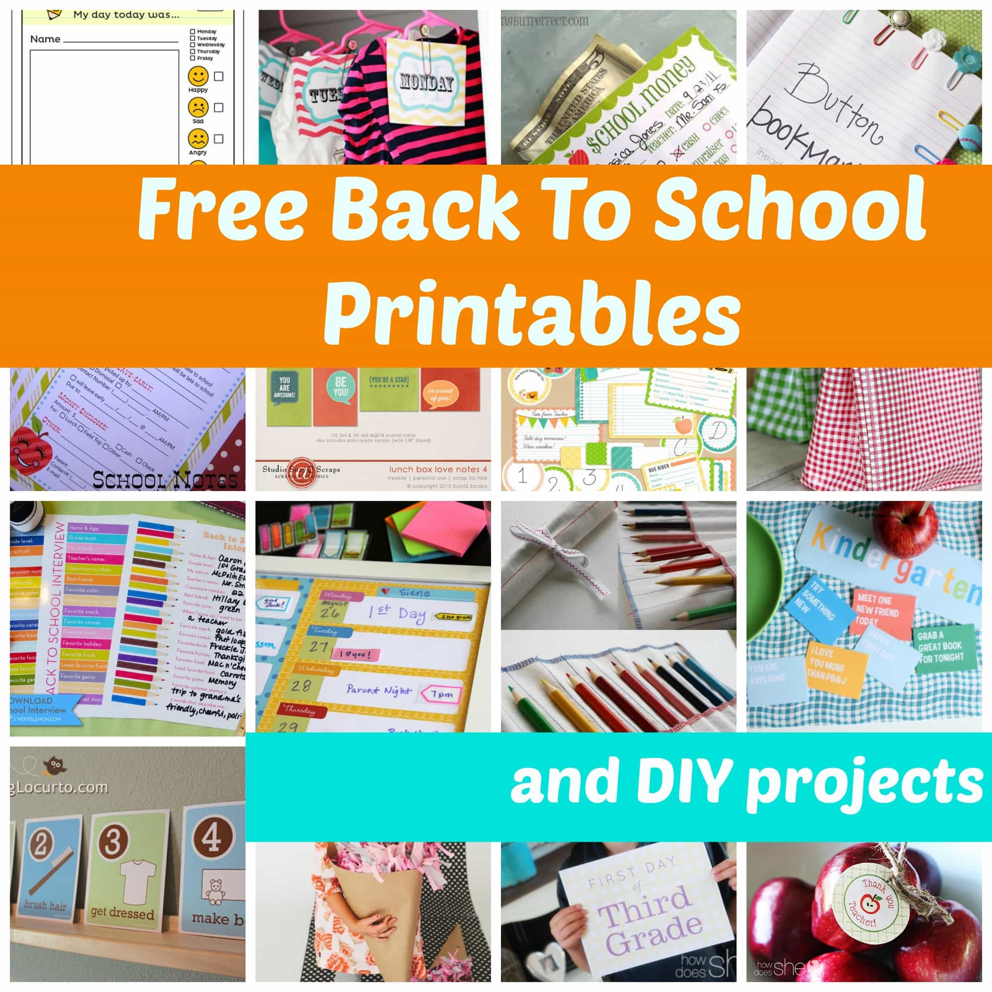 17 best images about back to school ideas on 28 images for School diy ideas