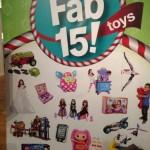 KMart Fab 15 Toys1