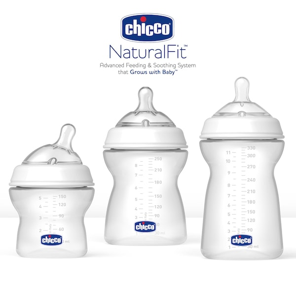 Chicco NaturalFit Feeding System