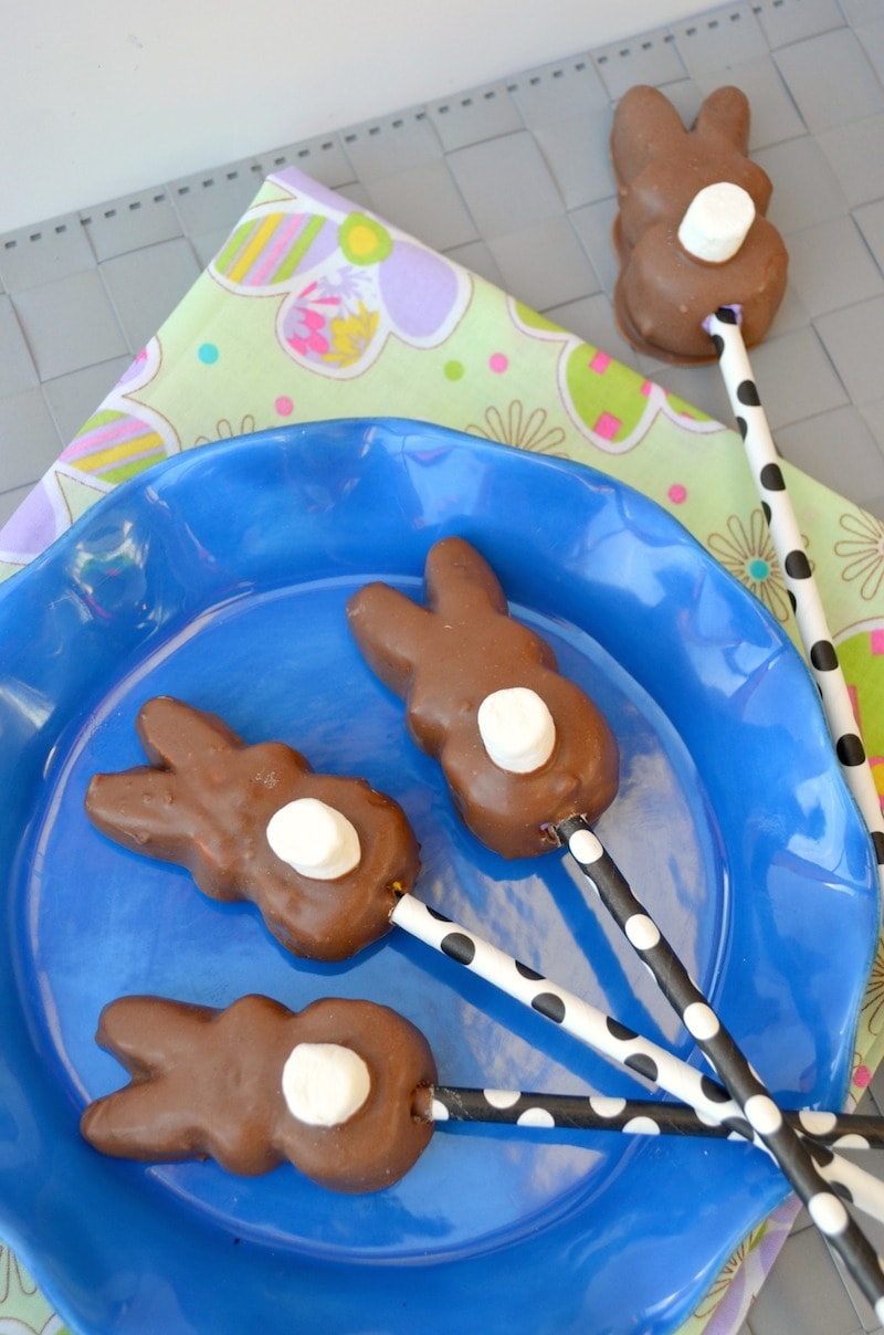 Petter Cotton Tail, Chocolate Peeps #3