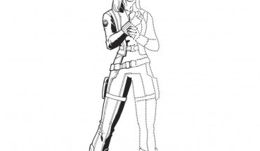Captain america winter soldier printables lady and the blog for Captain america the winter soldier coloring pages