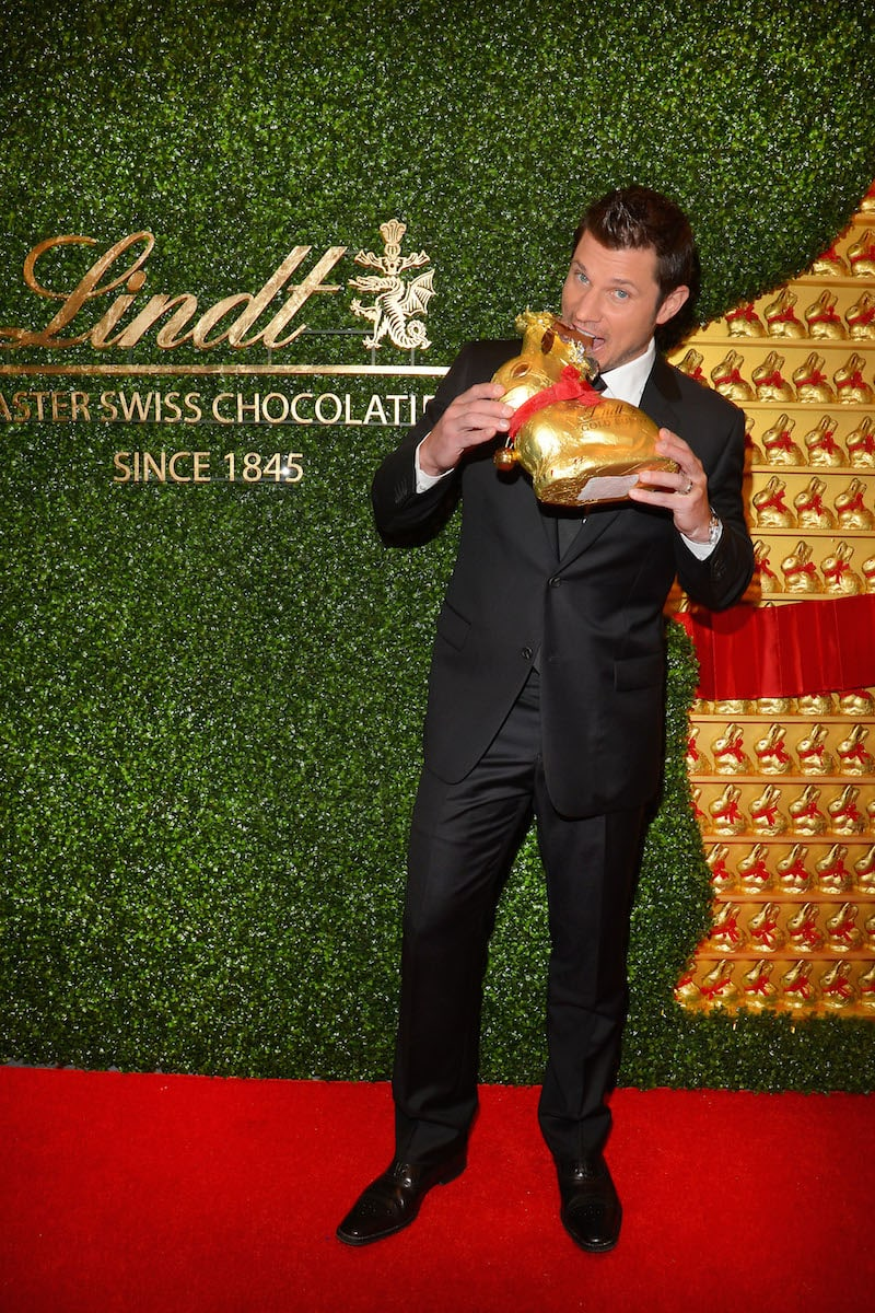 Multi-platinum recording artist and television personality, Nick Lachey, joined Lindt in New York on April 4 to launch the Lindt GOLD BUNNY Celebrity Auction benefitting Autism Speaks and shared his personal connection to the cause.