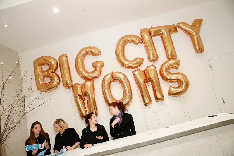 Big City Moms Presents the Biggest Baby Shower #BiggestBabyShower