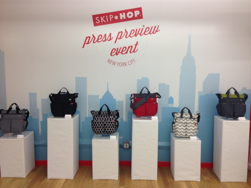Skip*Hop Presents Fashionable and Functional Gear for Babies and Parents on the Go