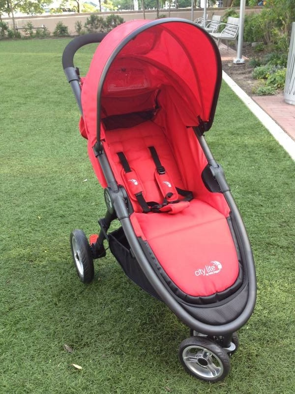 A Look At The New Baby Jogger City Lite Stroller Lady