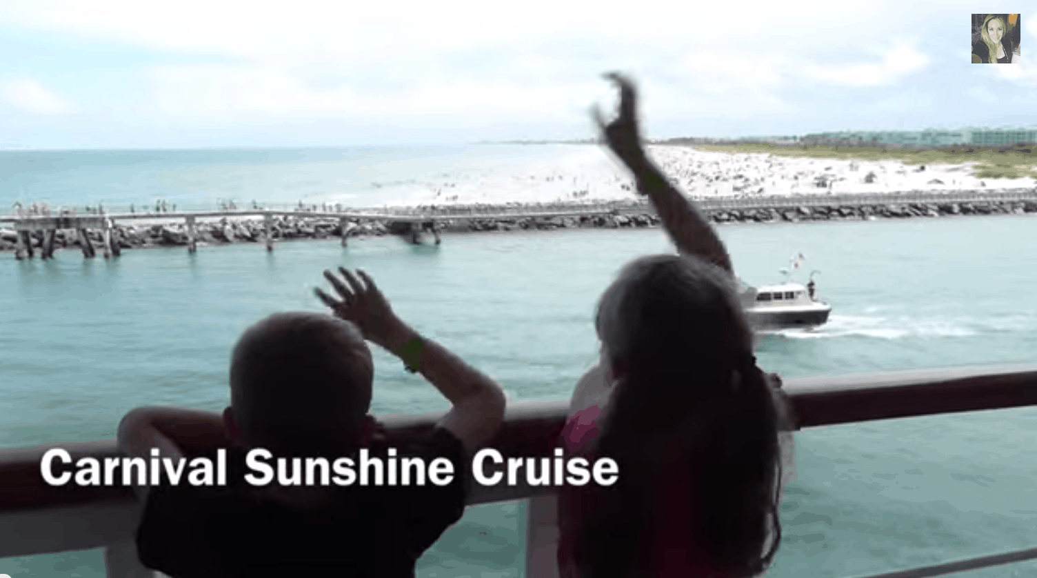 Carnival Sunshine Cruise