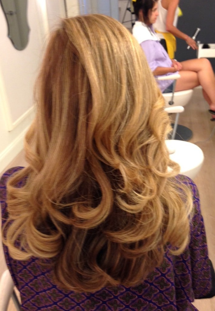 Dry Bar Blow Out Hair Style
