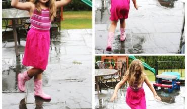 uddletons Packable Rainboots