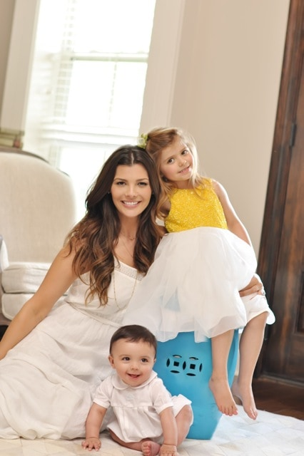 Lady and The Blog Exclusive Interview with Ali Landry
