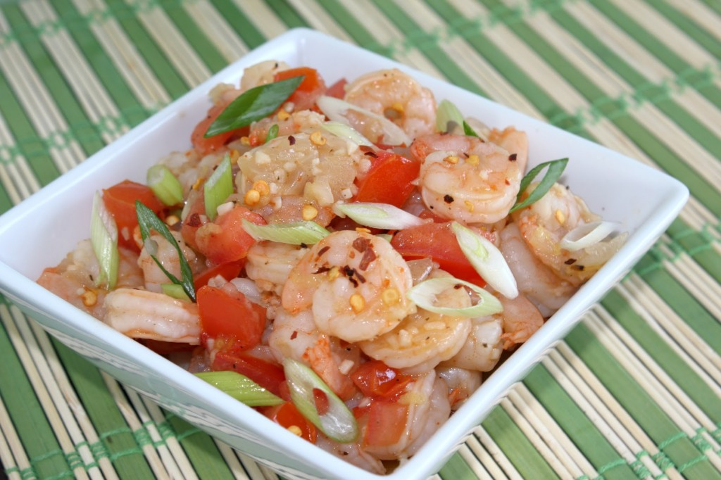 Spicy Lemon Garlic Shrimp: Easy Recipe Filled With Flavor | Lady and ...