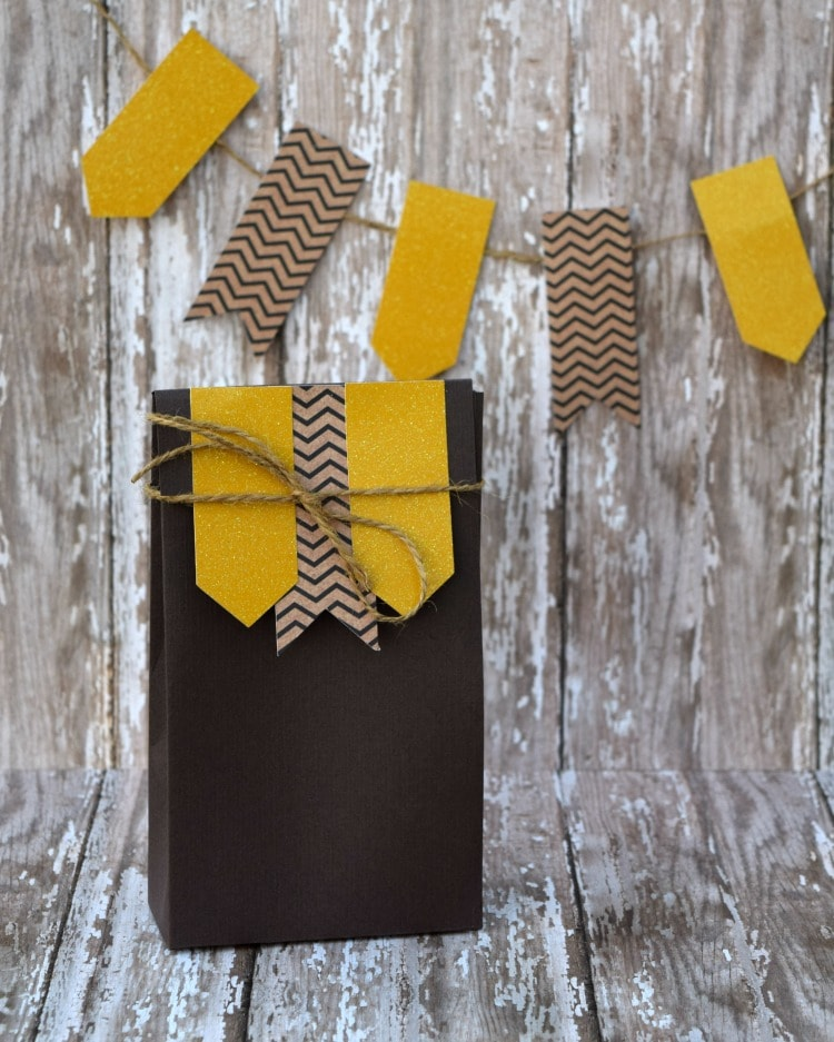 How To: Thanksgiving Fall Treat Bags Using Cricut