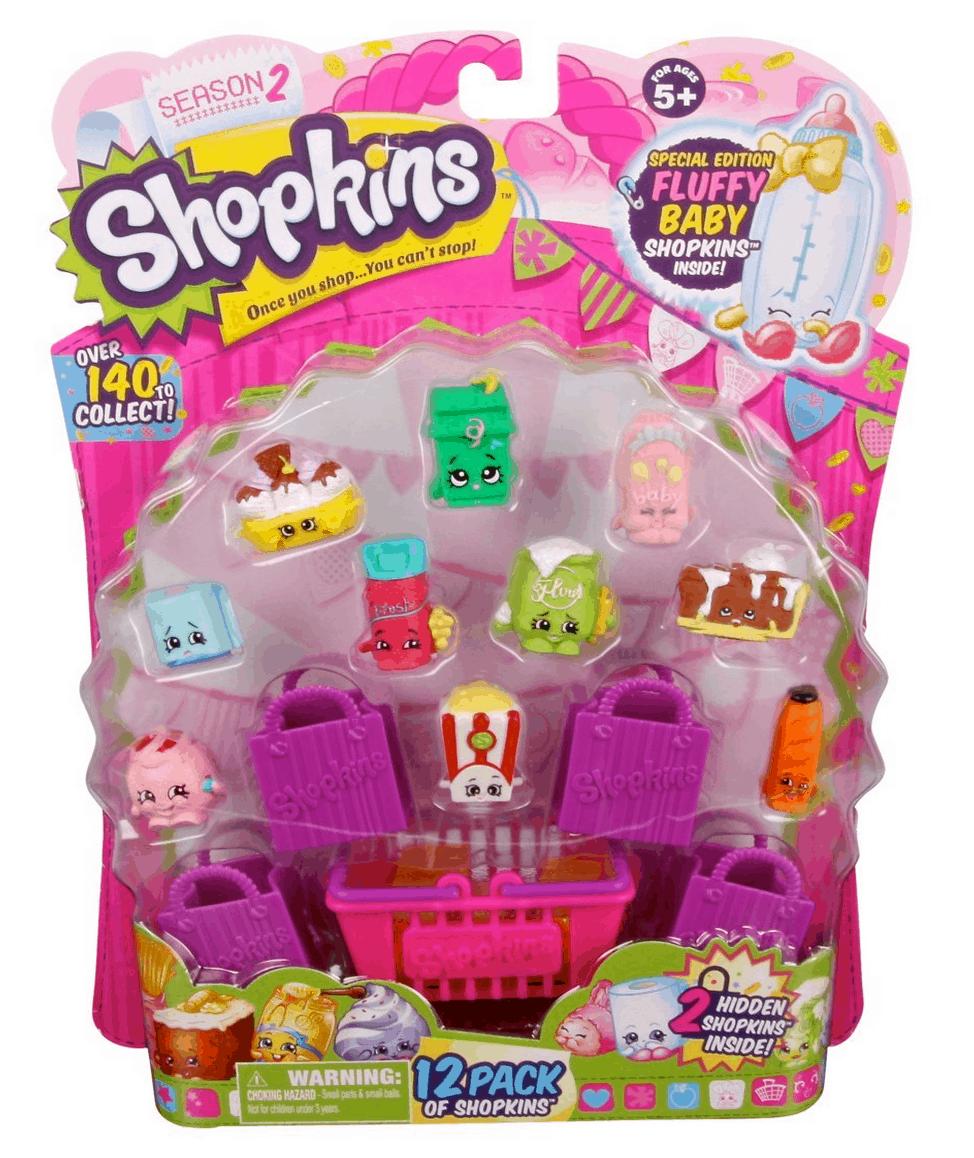 Pics Photos - Home Shopkins New Shopkins Season 1 12 Pack B