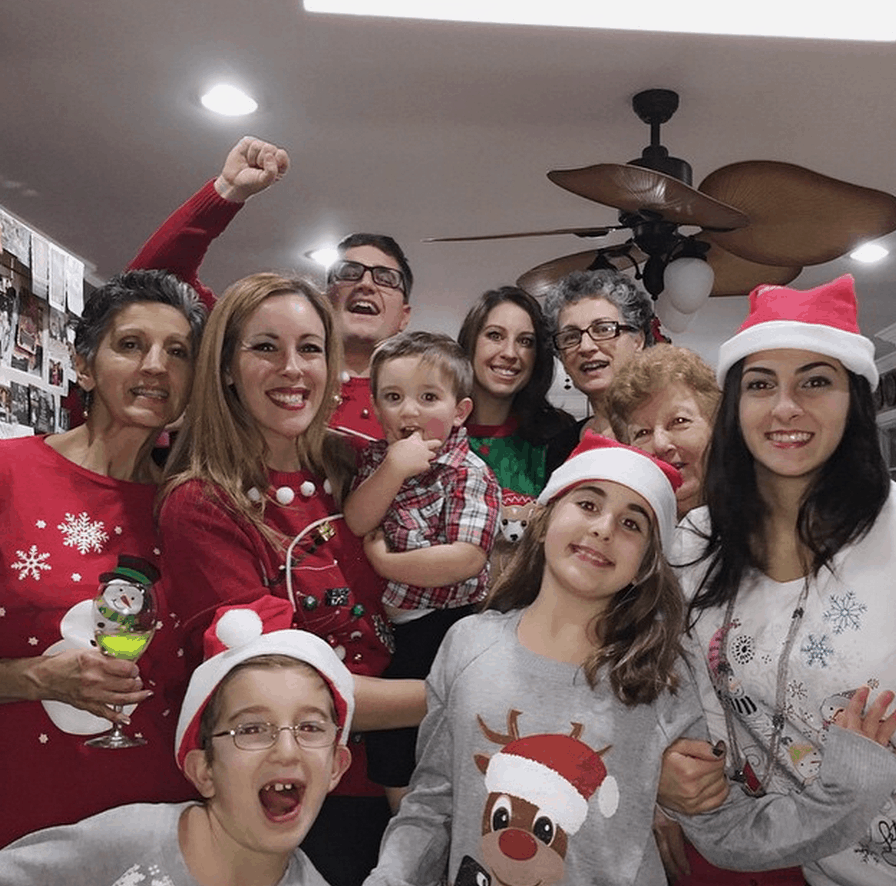 Daily Diary: A Beautiful Christmas Eve With The Family