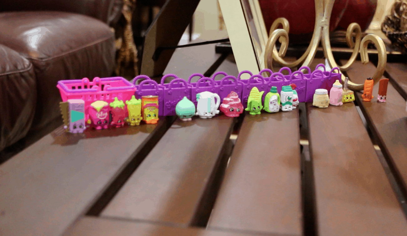 Shopkins Season 2: Toy Review And Giveaway