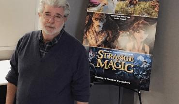 George Lucas Strange Magic
