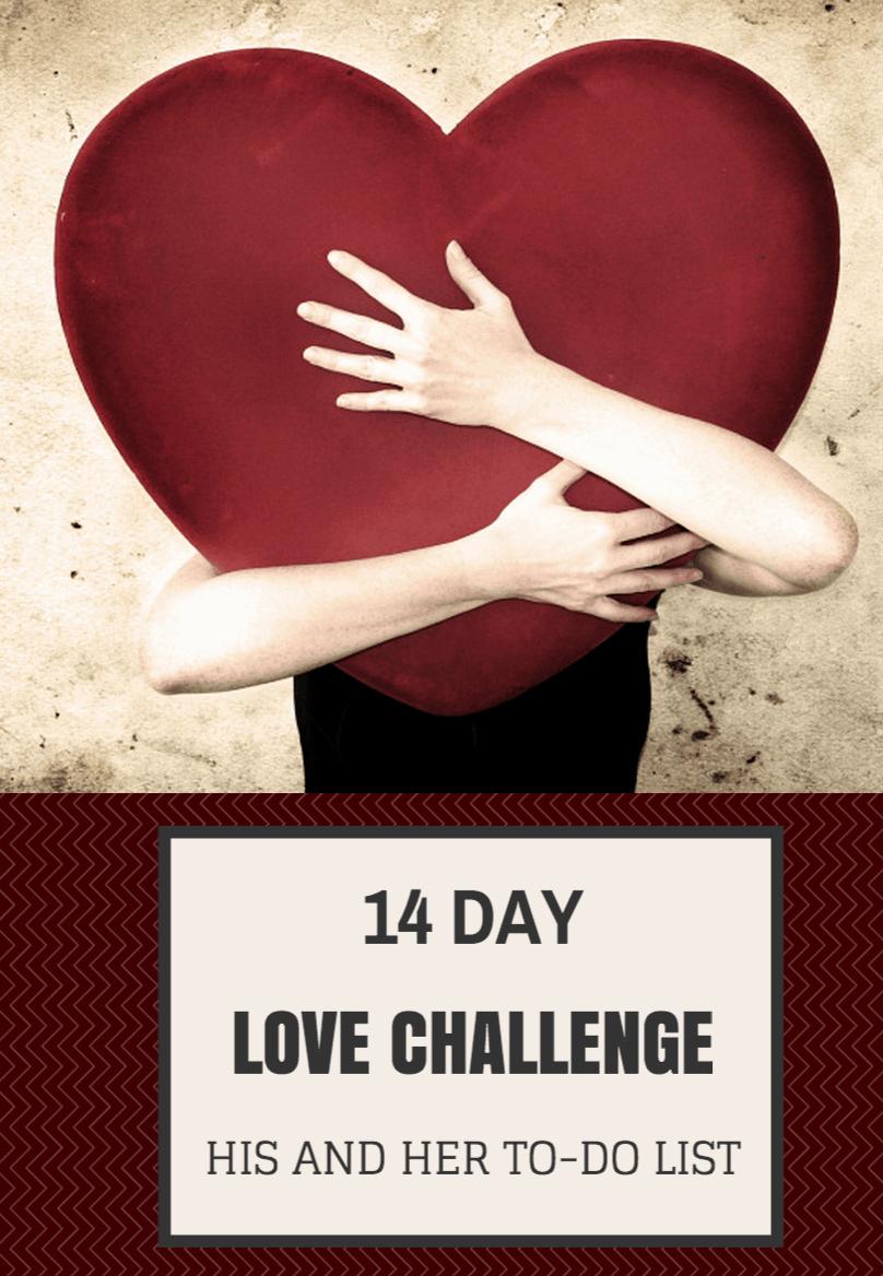 14 Day Love Challenge