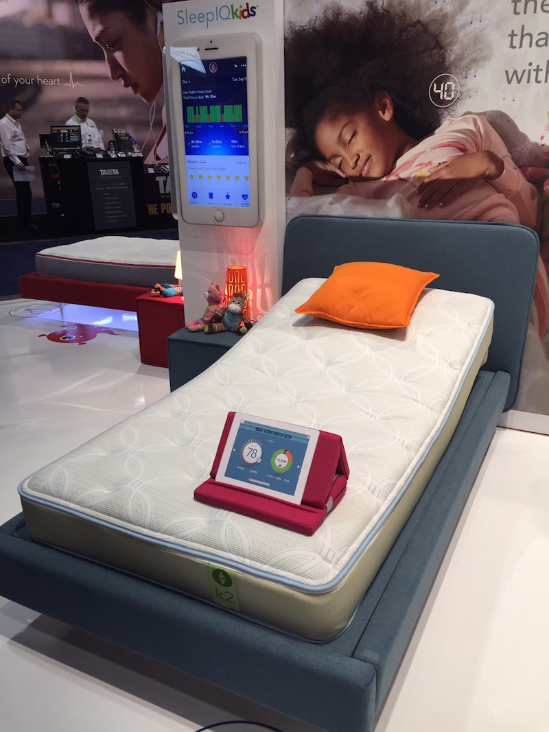 sleep number introduces the sleep iq kids the only bed