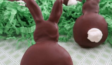 Easter Bunny Craft And Treat