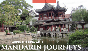 Mandarin Journeys #BucketListChina
