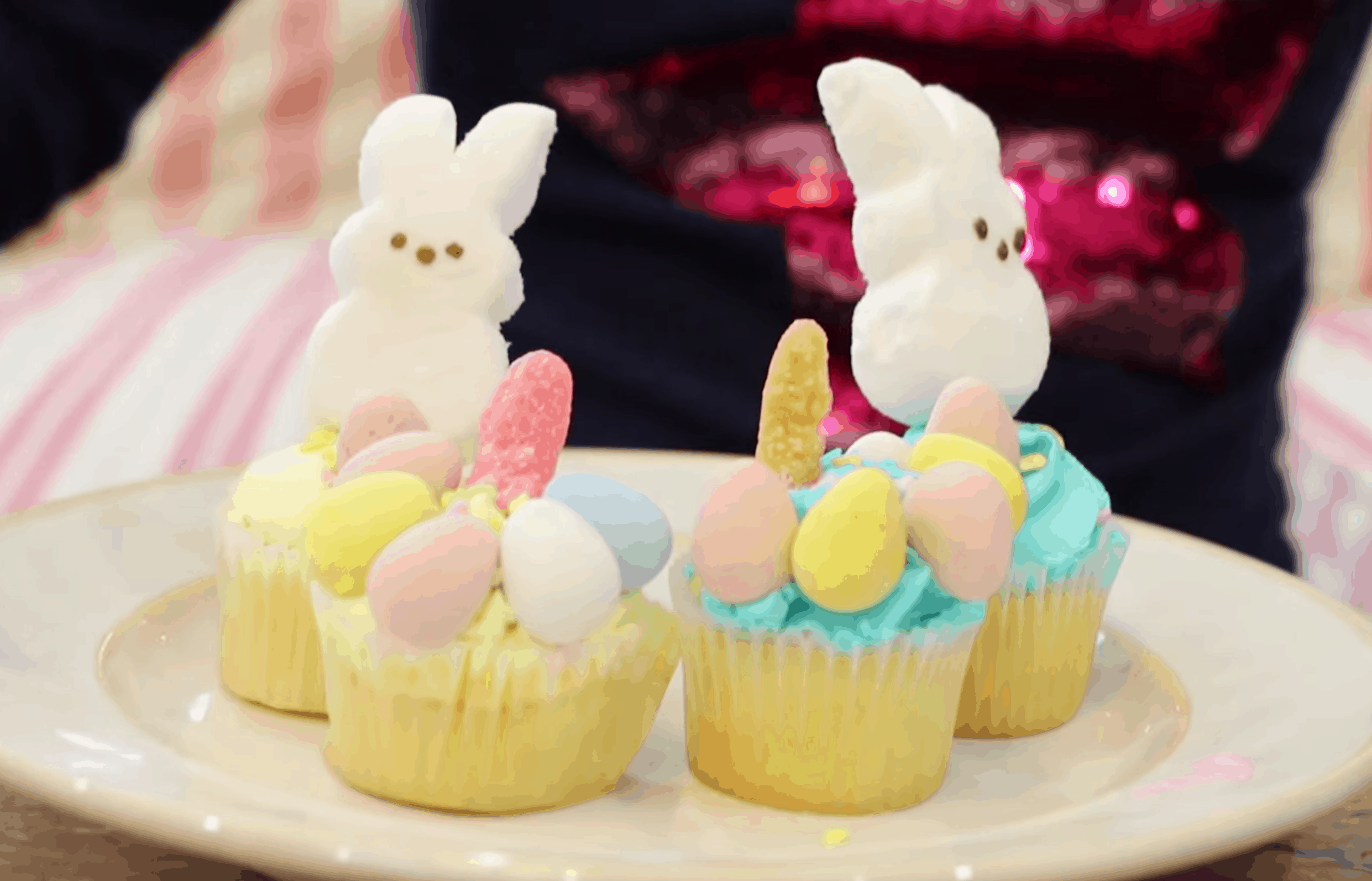How To Decorate Easy Easter Cupcakes For Kids