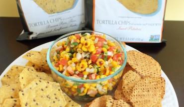 Toasted Corn Salsa Recipe