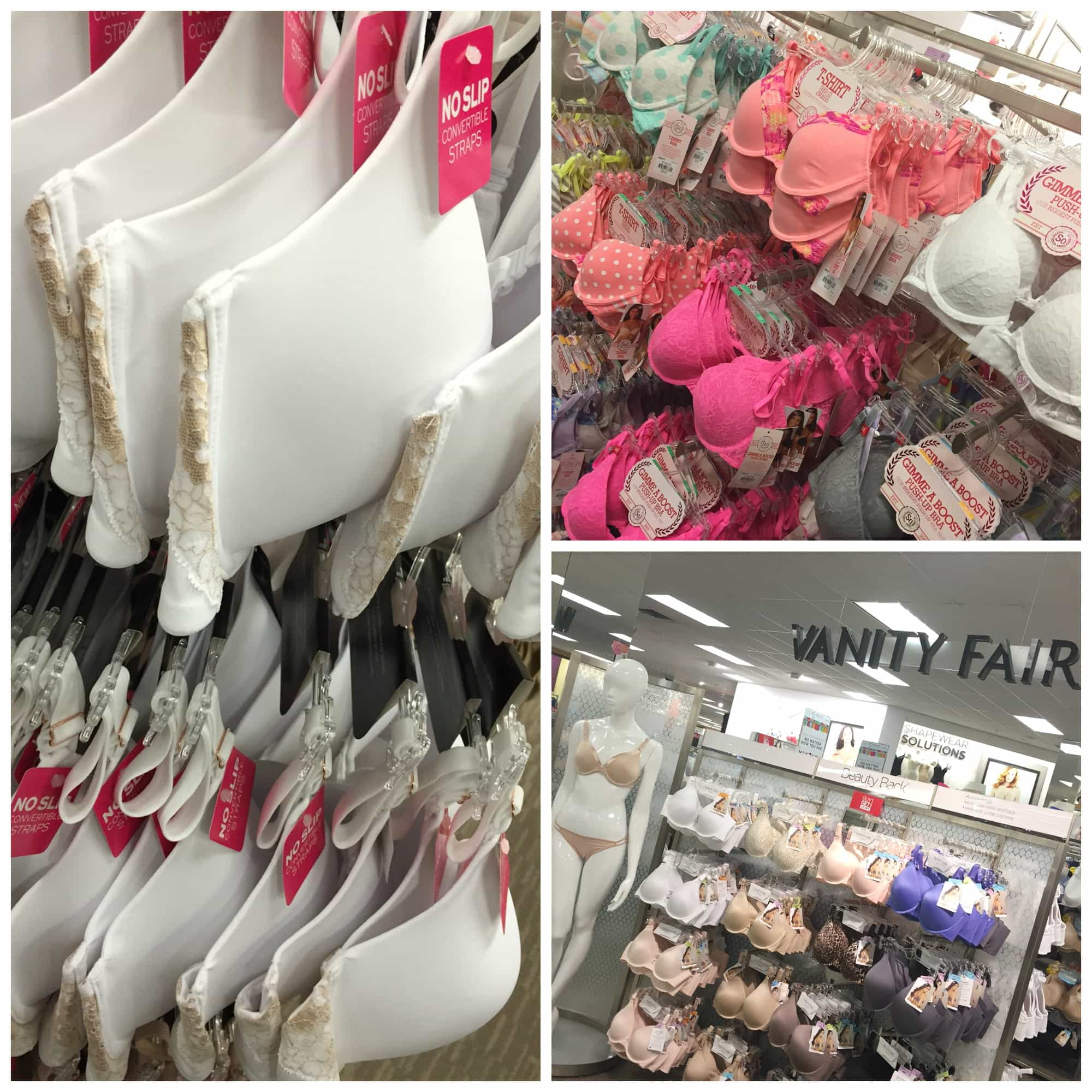 Finding The Perfect Bra At Kohl's PLUS A $200 Giveaway ...