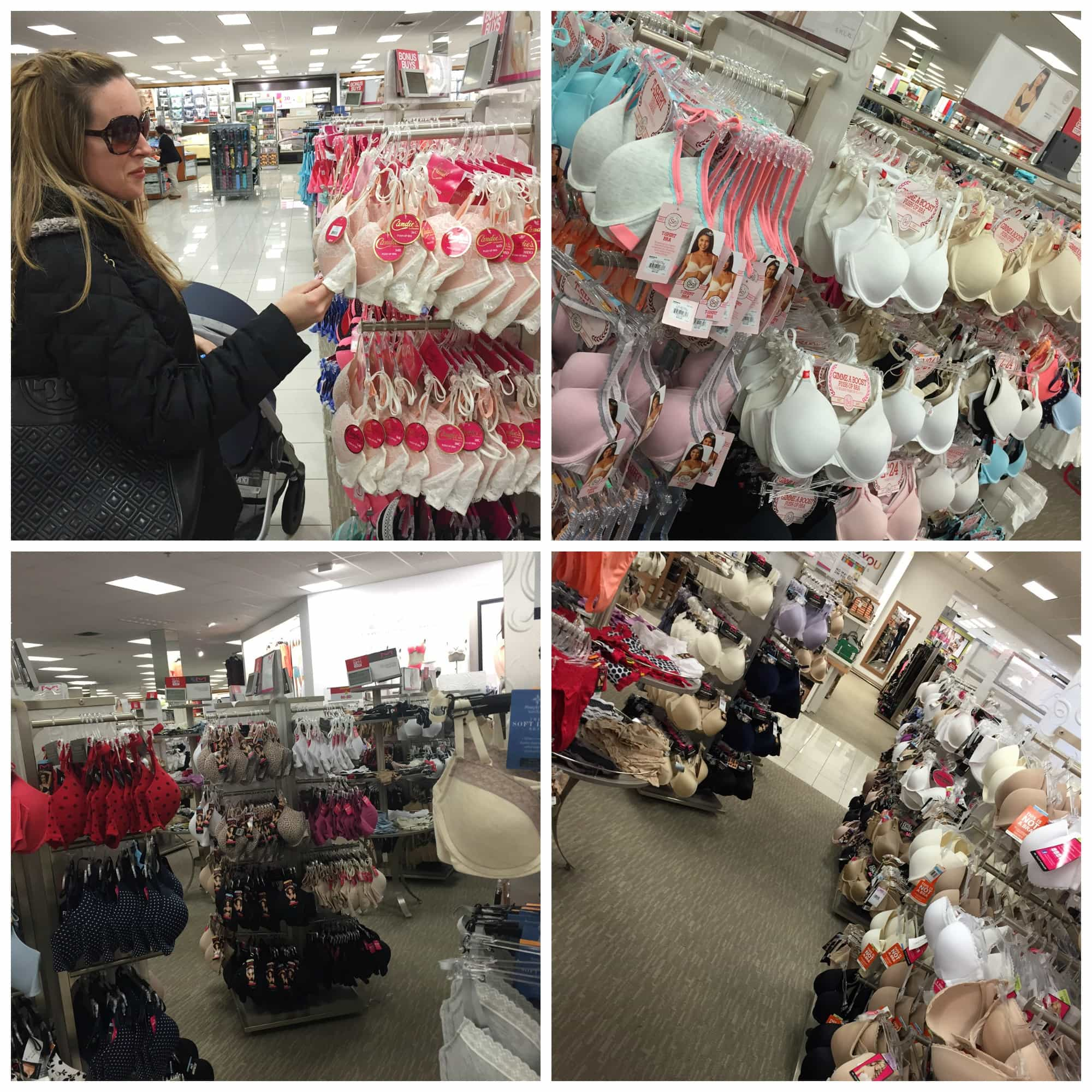 Finding The Perfect Bra At Kohl's PLUS A $200 Giveaway! #FavoriteBra @Kohls