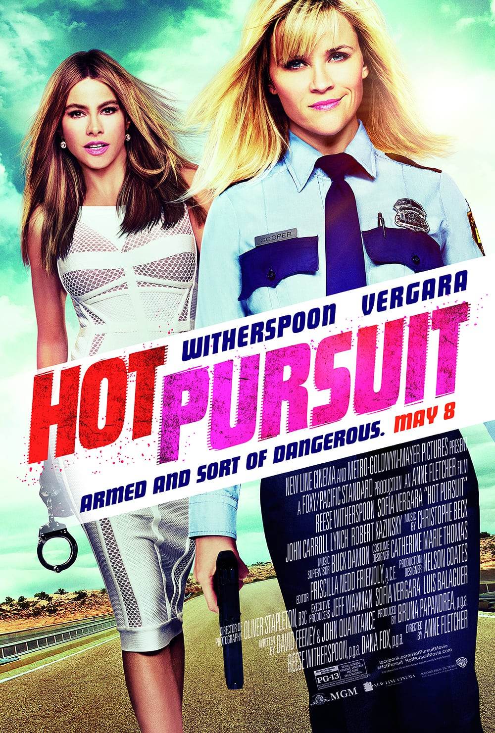 Hot Pursuit Is Coming To Theaters Soon! (PLUS Giveaway) #HotMamas #HotPursuit #ad