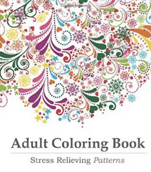 7 Adult Coloring Books To Help Calm The Mind